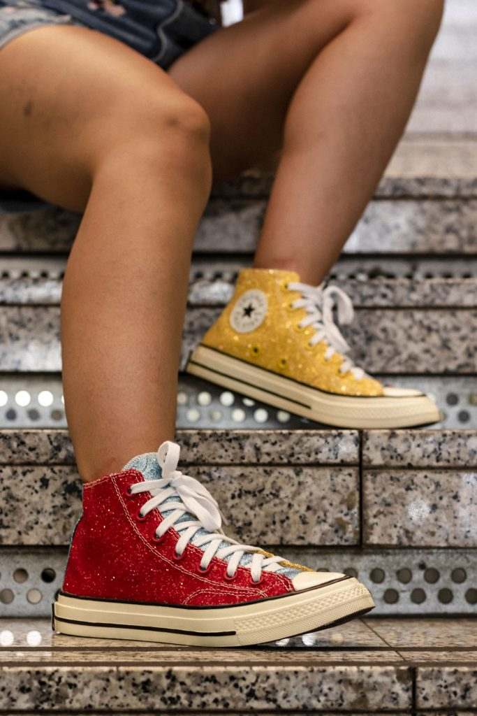 Sneakers Converse colores